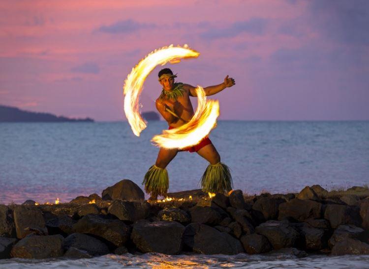Heiva San Diego Sifa Afi - Fire Dance
